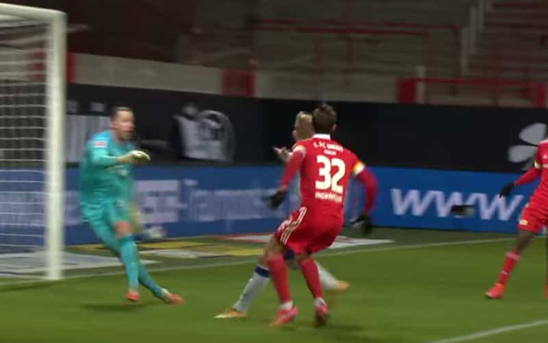 Bayern Munich - Union Berlin broadcast