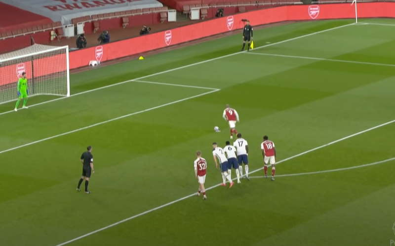 Arsenal - West Brom broadcast