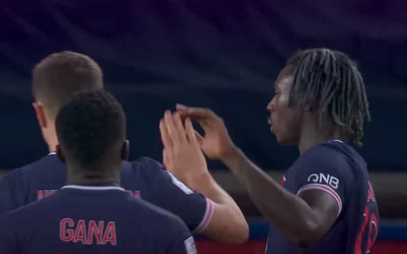 Strasbourg - PSG watch online for free