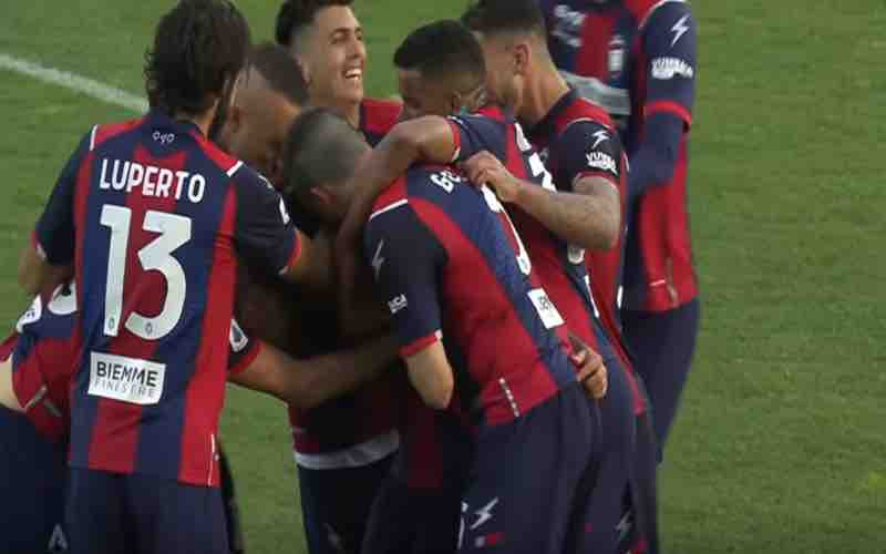 Crotone - Sampdoria watch online for free