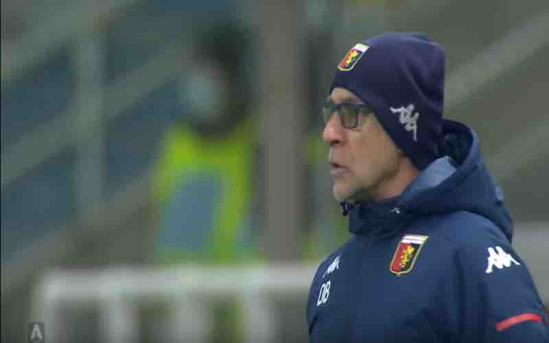 Watch Genoa - Sassuolo for free