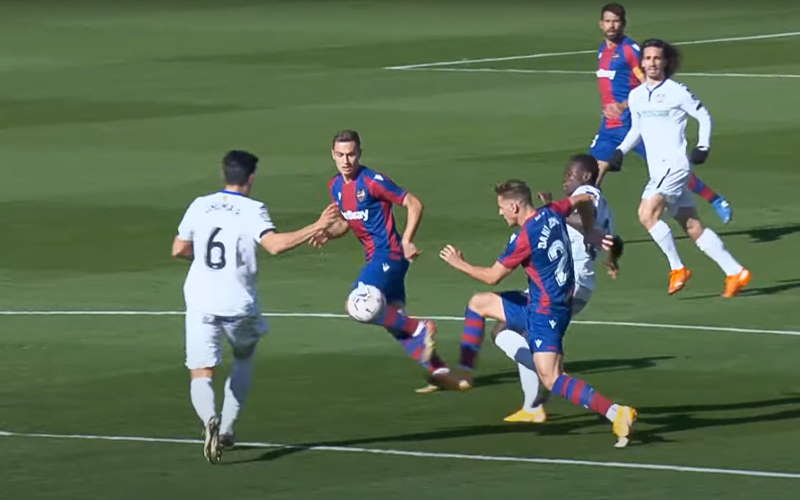 Watch Levante - Huesca for free