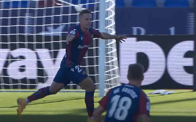 Levante - Huesca watch online for free