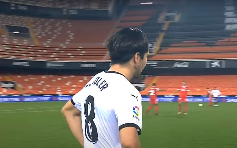 Sevilla - Valencia watch online for free